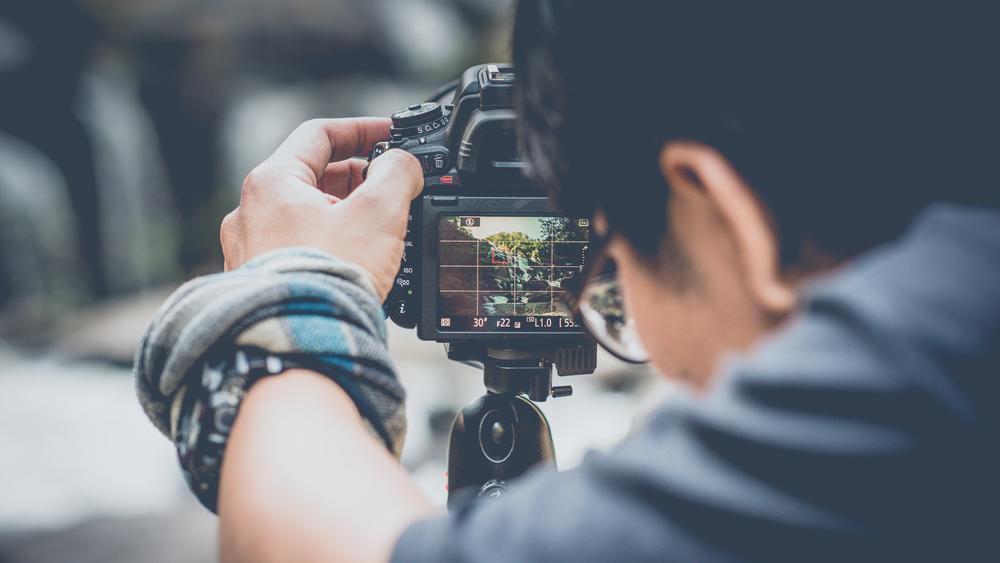 Fotós képzés: nyáron is tanultam valamit!